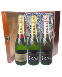 The Moet Champagne Collection Luxur...