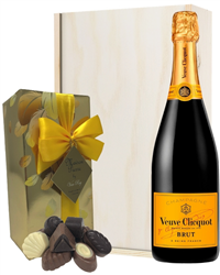 Veuve Clicquot Champagne & Belgian ...