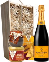 Veuve Clicquot Champagne & Gourmet ...