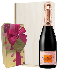 Veuve Clicquot Rose Champagne & Bel...