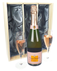 Veuve Clicquot Rose Champagne Gift ...