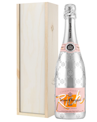 Veuve Clicquot Rose Rich Champagne ...