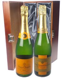Veuve NV Champagne and Vintage Cham...