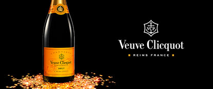 Veuve Champagne Delivery
