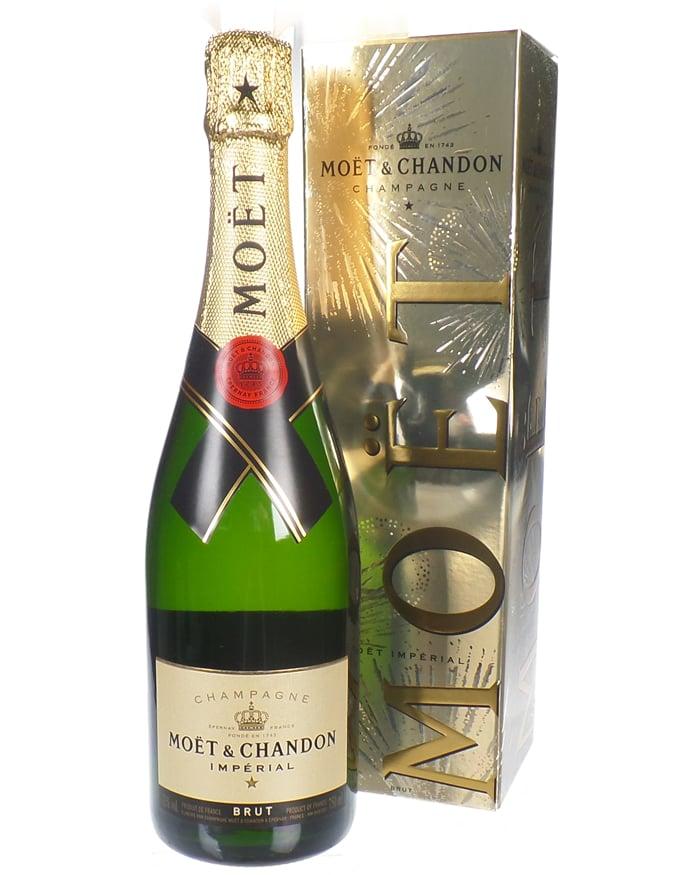 Moet Champagne Gift Box