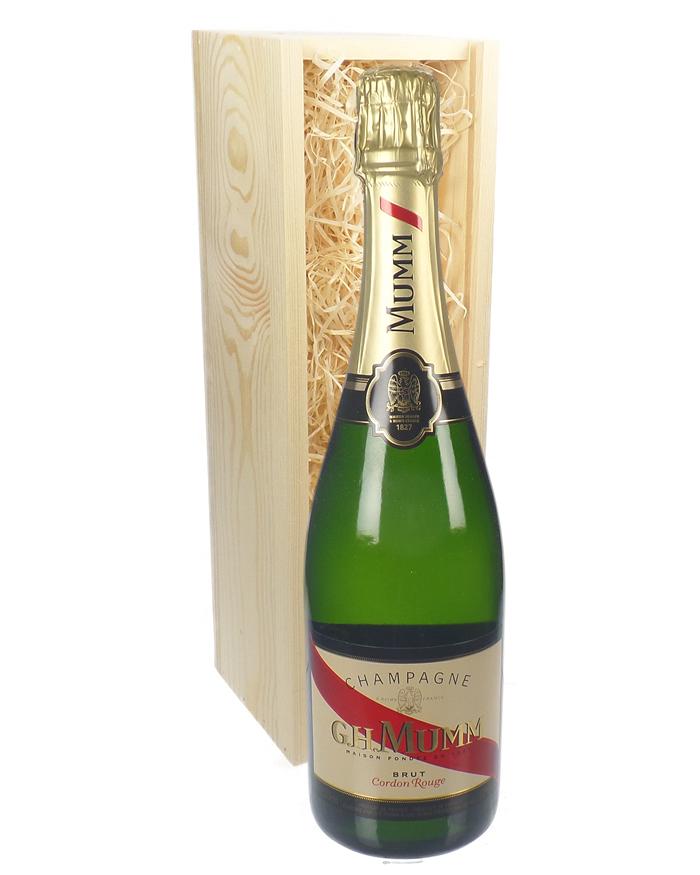 Mumm Cordon Rouge Champagne Gift