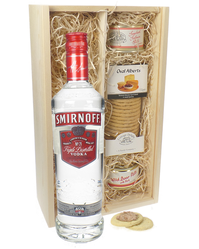 Send Smirnoff Vodka Gifts | Smirnoff Vodka Gift Sets | Smirnoff Vodka Next Day Delivery
