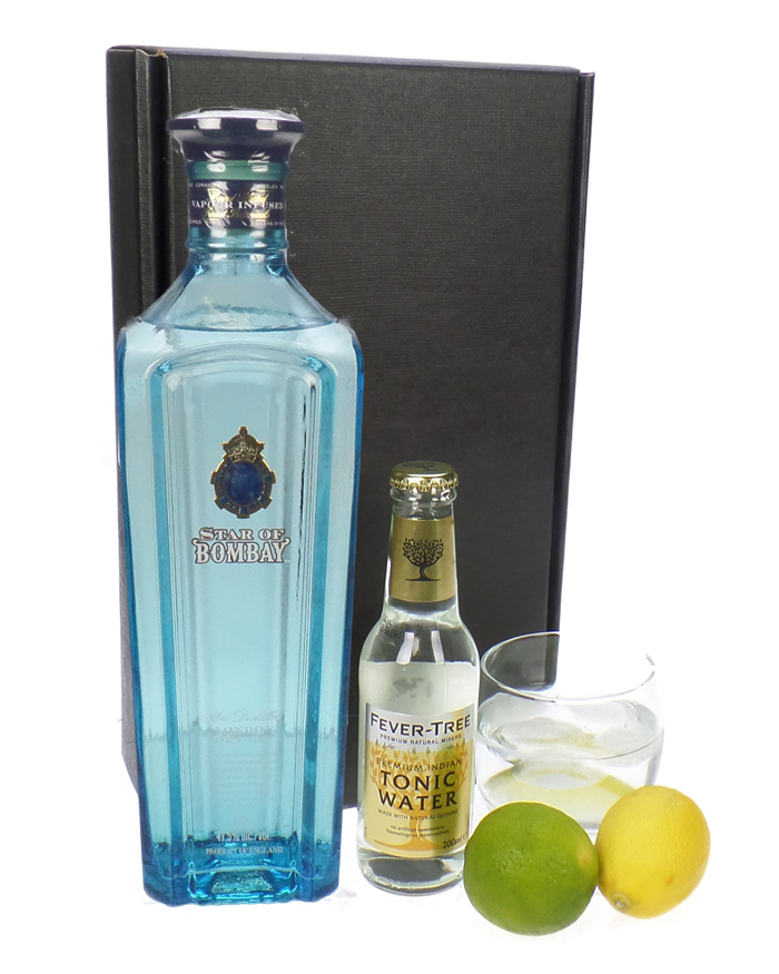 Star Of Bombay Gin And Tonic Gift Set