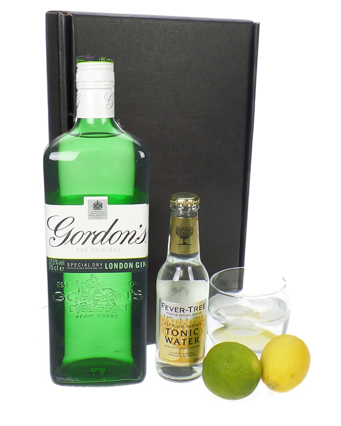 Gordons Gin And Tonic Gift Set