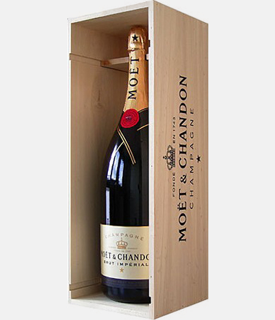 Moet And Chandon Champagne Salmanazar