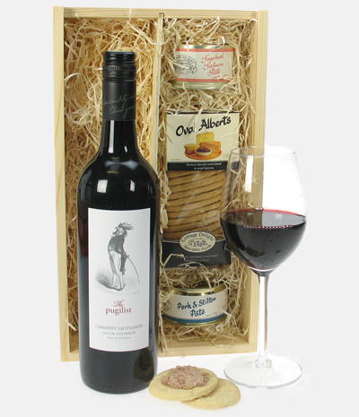 Limestone Coast Wine And Pate Gift