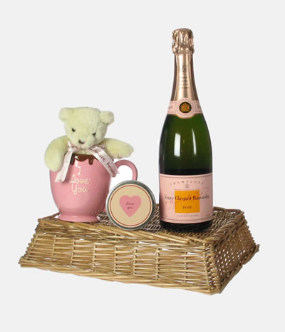 Veuve Clicquot Rose for Pink Champange Lovers