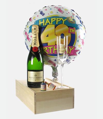 ... 50th birthday gifts 40th birthday gift moet champagne balloon flute