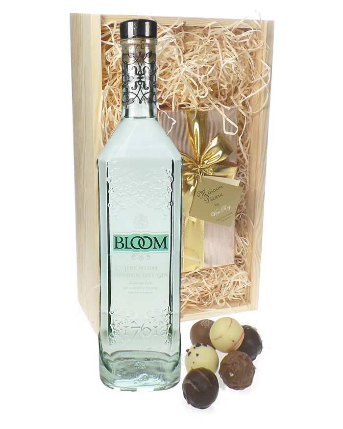 Bloom Gin And Chocolates
