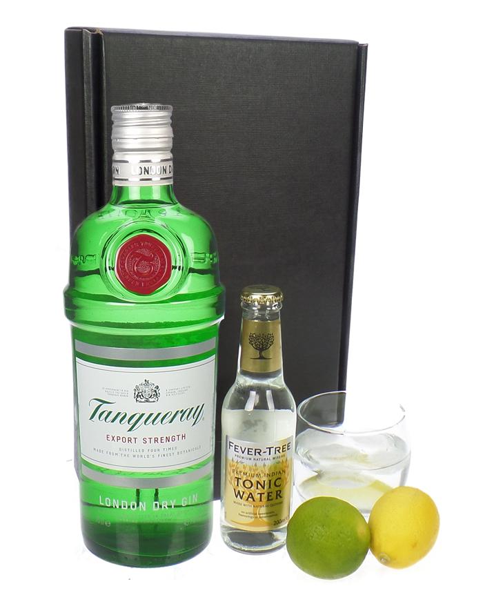 Send Tanqueray Gin Gifts Tanqueray Gin Gift Sets