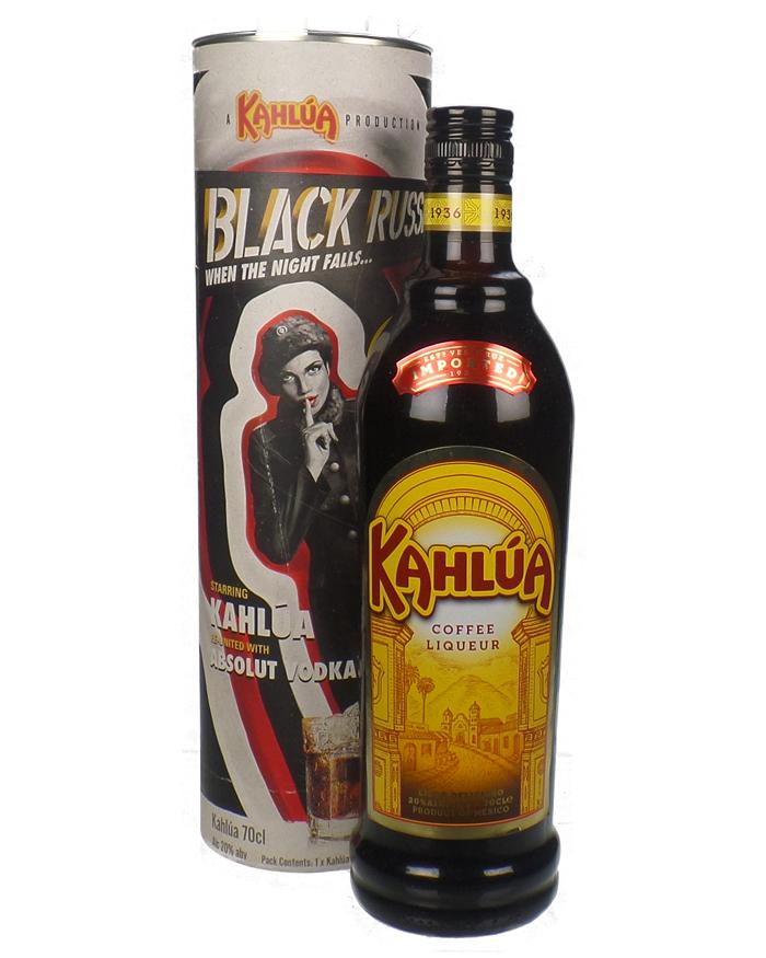 Kahlua Coffee Liqueur Gift Box