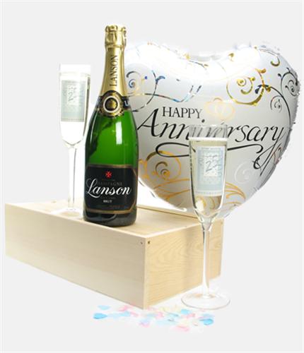 25th Wedding Anniversary Gift