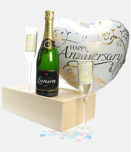 30th Wedding Anniversary Gift
