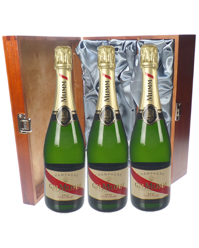 Mumm Cordon Rouge Triple Luxury