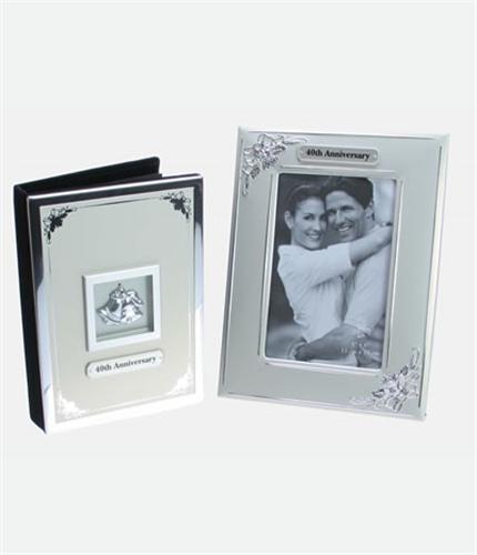 40th Anniversary Photo Gift Set