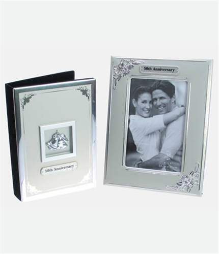 50th Anniversary Photo Gift Set
