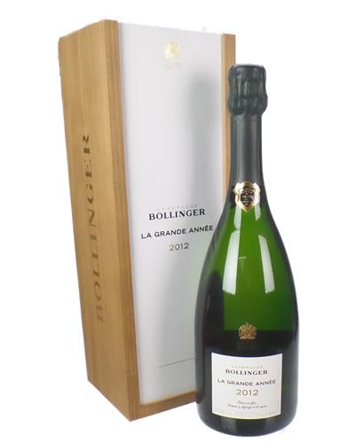 Bollinger Grande Annee Champagne Gift Box