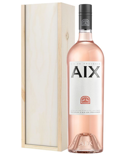 Aix Provence Rose Magnum Wine Gift