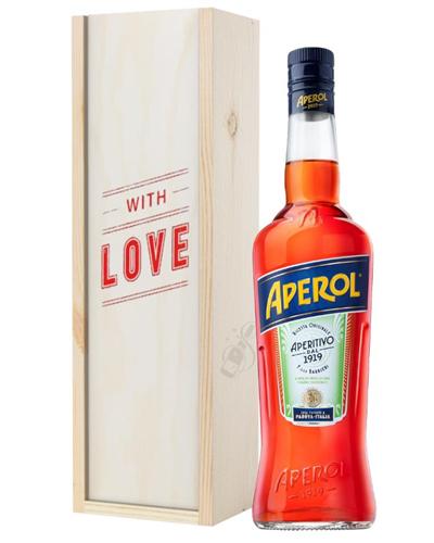 Aperol Spritz Valentines Day Gift