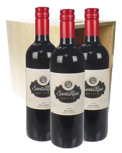 Argentinian Malbec Six Bottle Crate