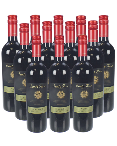 Argentinian Malbec Wine Case