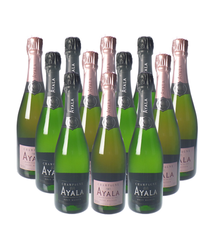 Ayala Mixed Champagne Case