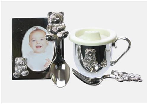 Baby Cup Fork Frame Set
