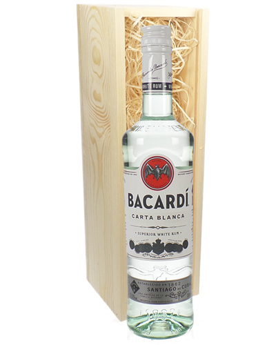 Bacardi Rum Gift