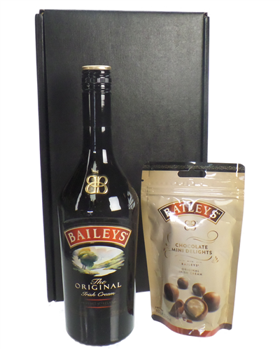 Baileys And Baileys Chocolate Truffles Gift Box