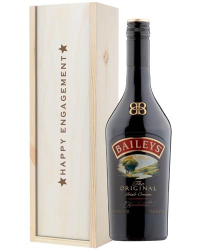 Baileys Engagement Gift