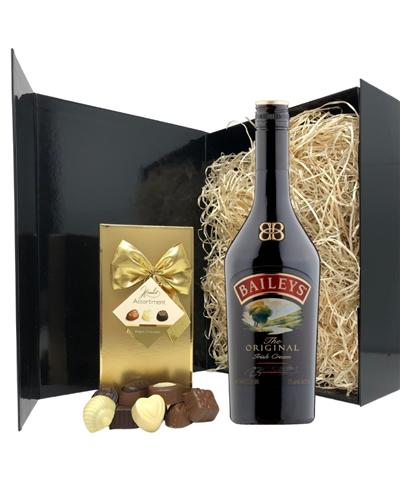 Baileys Gift Set - Baileys and Chocolate Hamper