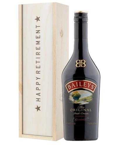 Baileys Retirement Gift