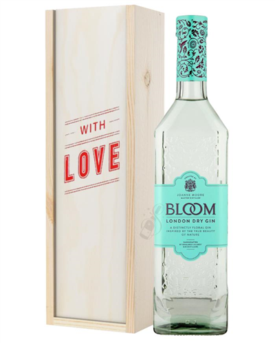 Bloom Gin Valentines Day Gift