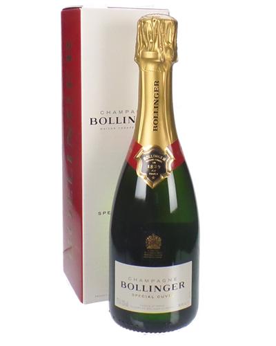 Bollinger Champagne Half Bottle