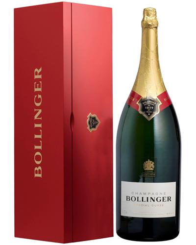 Bollinger Champagne Nebuchadnezzar