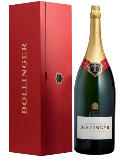 Bollinger Champagne Salmanazar