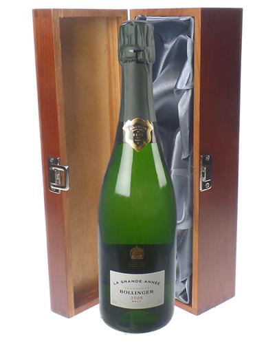 Bollinger Grande Annee Vintage Champagne Luxury Gift