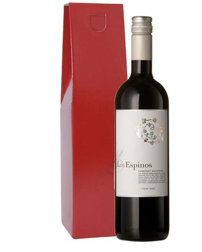 Cabernet Sauvignon Chilean Red Wine Gift Box