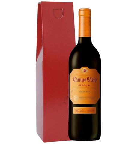 Campo Viejo Reserva Red Wine Gift Box