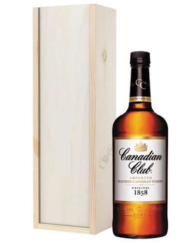 Canadian Club Whisky Gift