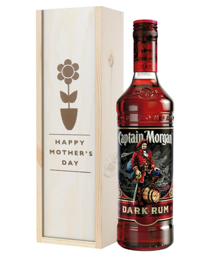 Captain Morgan Rum Mothers Day Gift
