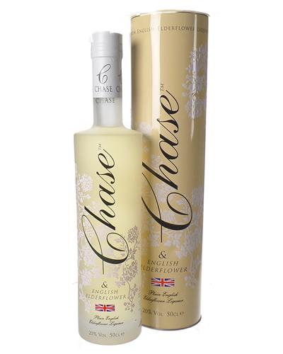 Chase Elderflower Liqueur Gift Box
