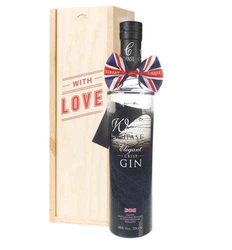 Chase Elegant Gin Valentines Day Gift