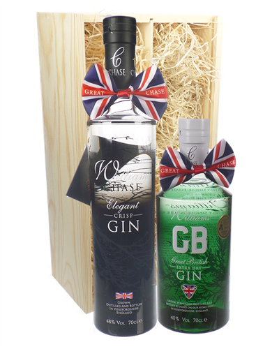 Chase Gin Twin Gift Set