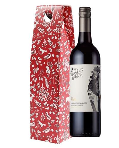 Christmas Limestone Coast Cabernet Sauvignon Red Wine Gift